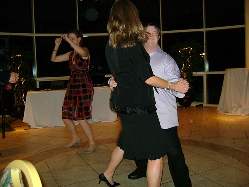 Dancing with Mark