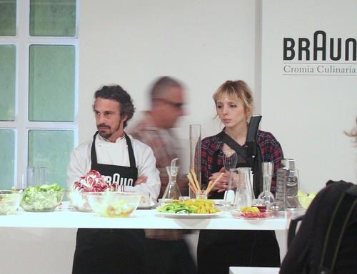 Tommaso Fara e Claudia Castaldi