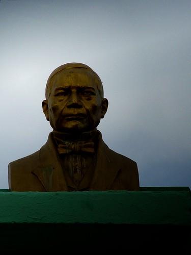 Visitando el Parque Benito Juárez en Cozumel