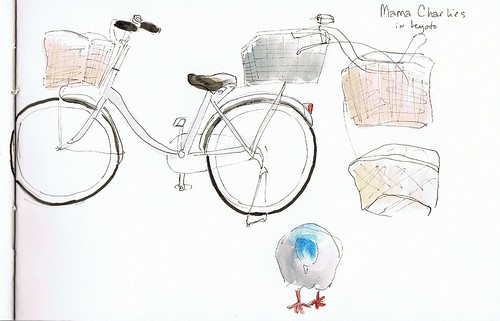Mama Charlie bicycles