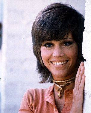 Jane Fonda shag
