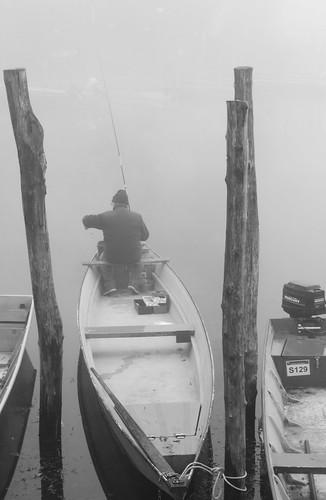 La nebbia non ferma la passione.. by Claudio61 una foto ferma un ricordo nel tempo