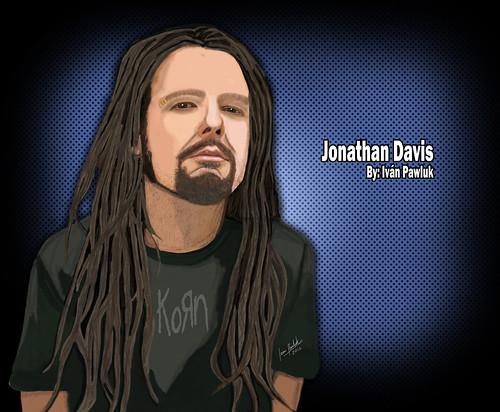 Korn - Jonathan Davis by PAWLUK IVAN