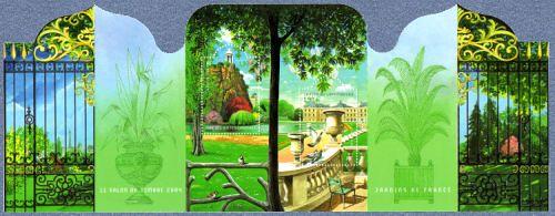 Jardin de France.