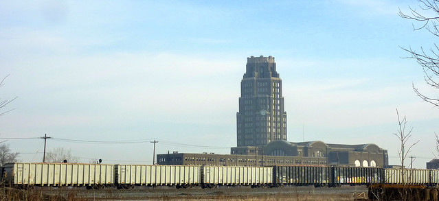 Central Terminal from Fox Tire