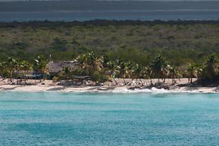 Image of Playa Catalina near La Romana. trip travel cruise sea vacation praia beach mare playa caribbean viaggi spiaggia holydays crociera vacanze caribe crucero caraibi croisière caraïbes costacrociere repubblicadominicana islacatalina