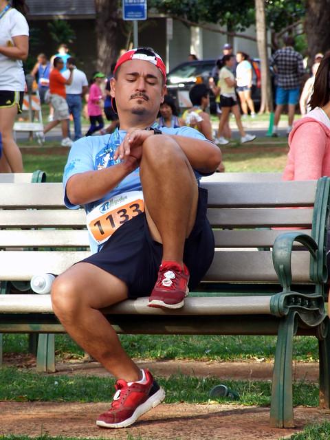 Hapalua Hawaii Half Marathon 2012