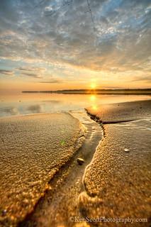 Suttons Bay Sunrise ... morning findings