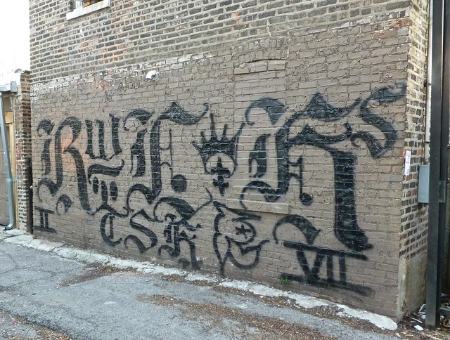 latin kings graffiti - photo #5