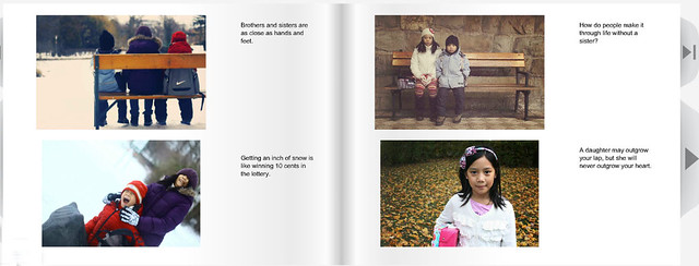 Printing your own Photo Book