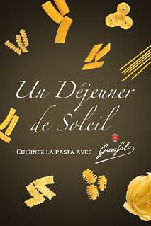 Cuisinez la pasta avec Garofalo_jeu_France