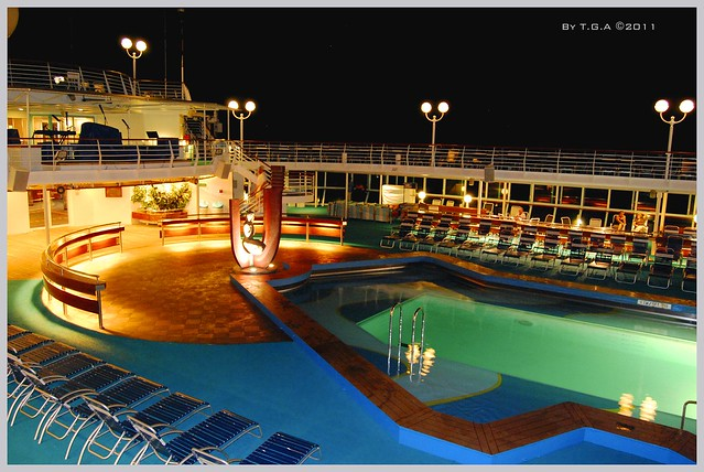 Monarch Of The Seas Interior Deck And