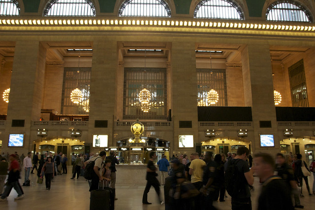 0125 - Grand Central Station