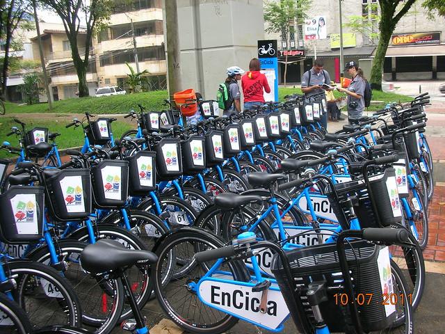 EnCicla Bicicletas Públicas