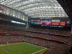 Oakland Raiders @ Houston Texans, Reliant Stadium