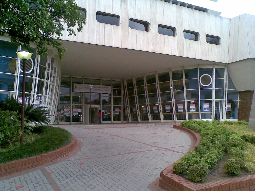 University of Pretoria Main Campus