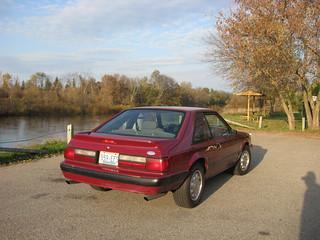 '88 Mustang LX