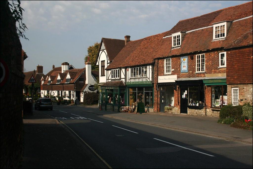 Otford Otford, Kent