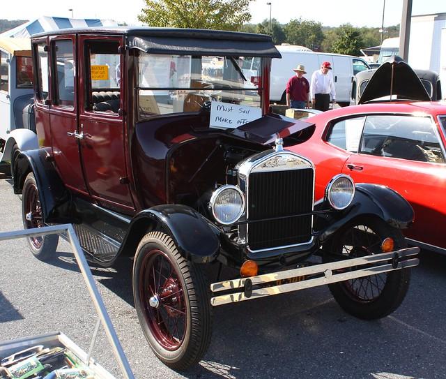 1927 ford model t 4 door flickr photo sharing for 1927 ford model t 4 door sedan