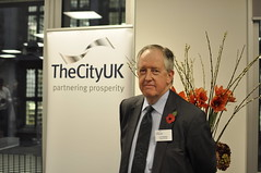 Lord McNally at the launch of Unlocking Disputes Campaign