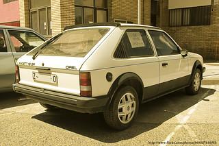 1982 Opel Kadett 1.6 SR [D]