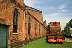 Locomotiva Batida