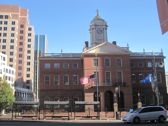 Old Statehouse