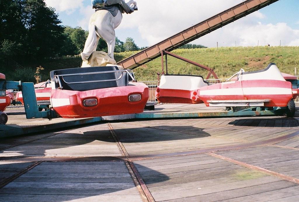 Rodeo Rider - Loudoun Castle Theme Park