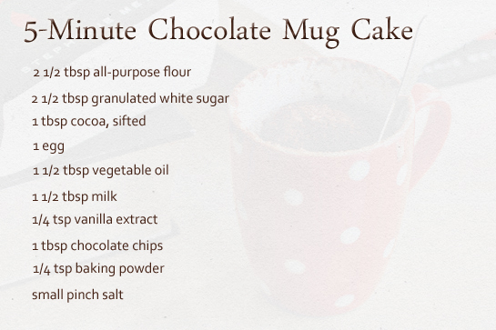 cake 5 minute healthy chocolate mug chocolate mug cake ready 5 minute ...