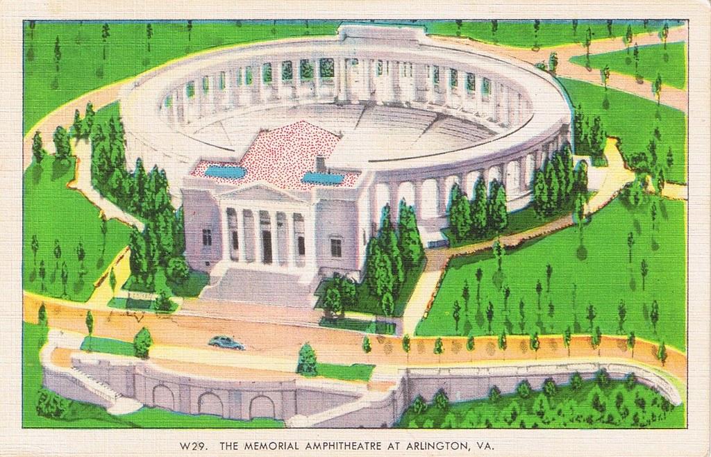 1944 - Arlington Cemetery