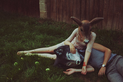 please, don`t die. by laura makabresku