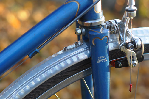 Motobecane, Fender Attachment