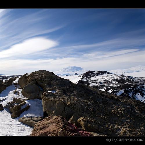 panorama antarctica vertorama