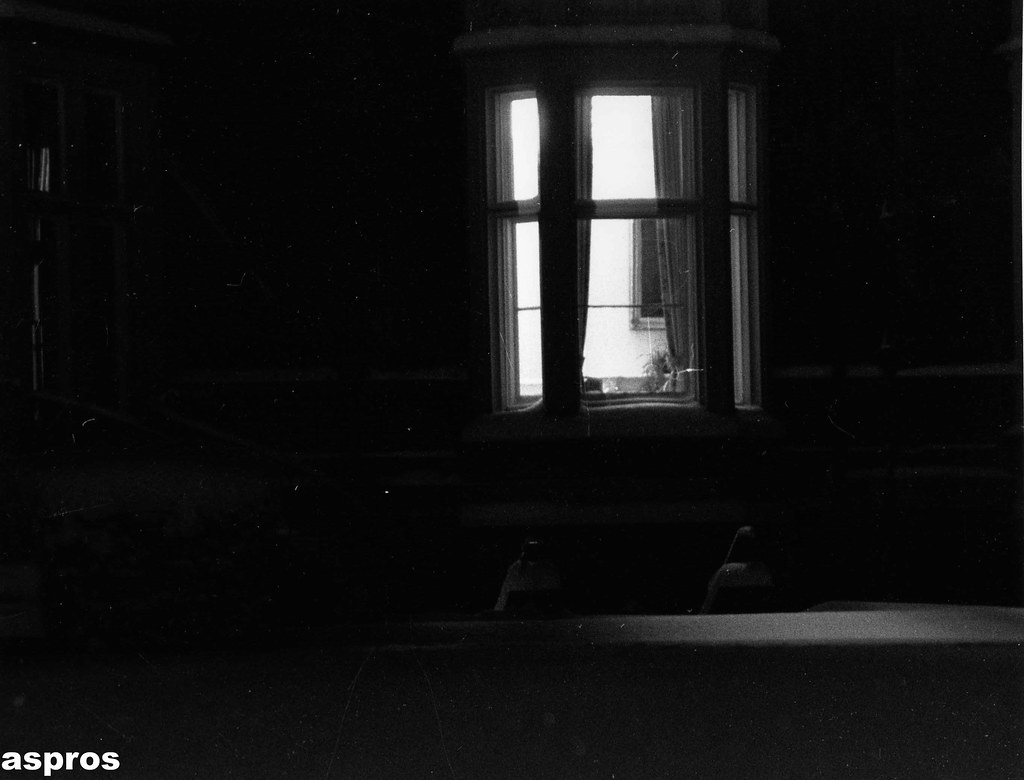 Dark window - a photo on Flickriver