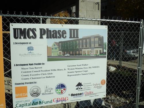 UMCS Phase III.