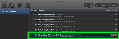 FCP X - Share Monitor by stevegarfield