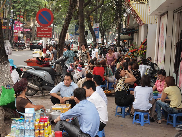 Hanoi Lunch Time