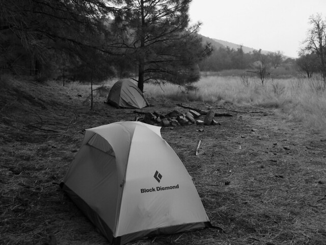 Reavis Ranch, Stormy First Night's Camp