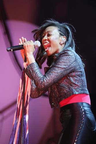 Beverley Knight at Manchester Bridgewater Hall