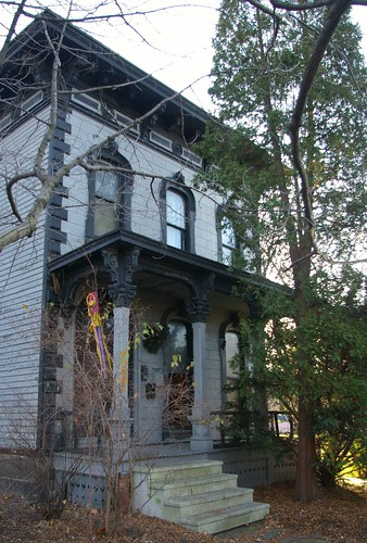 The best frame Italianate house on Cleveland's east side