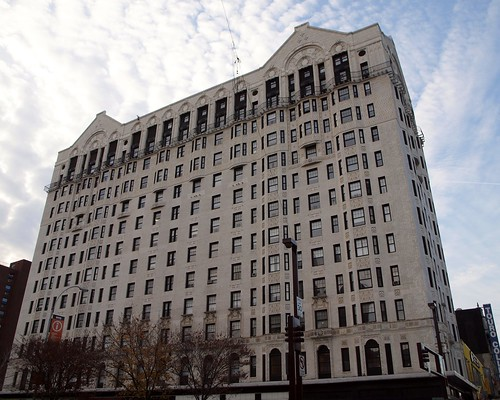 Historic Hotel Theresa, Harlem, New York City