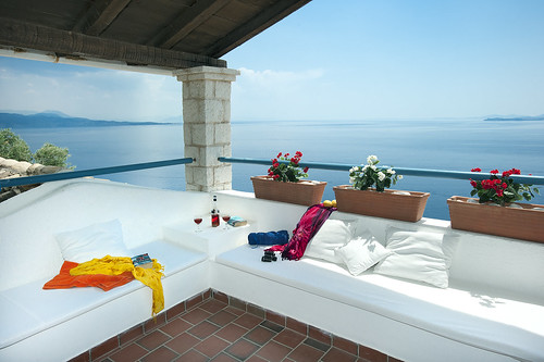 Villa Plus Athina Bedroom Balcony Terrace530
