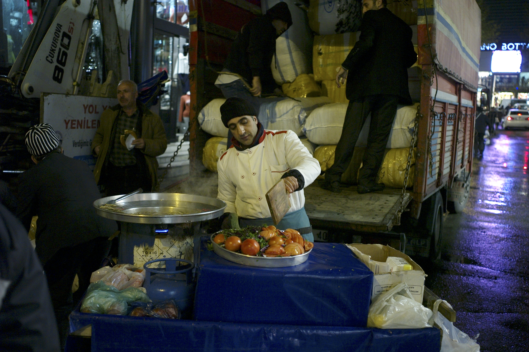 L1001466/ Стамбул, ноябрь 2011