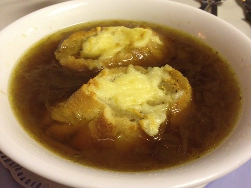 French Onion Soup (Best in Spore)