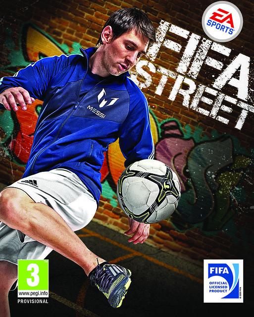 FIFA Street Pack Art