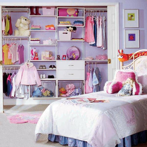 Blogpedia to you ruang untuk pakaian dan aksesori 5 gambar - Wandschrank kinderzimmer ...