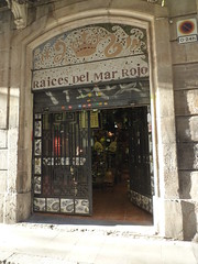 P1060684Tienda Raíces del Mar Rojo Raval Barcelona