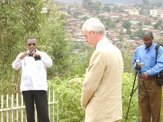 Africa, Rwanda - Sacrario del genocidio a Kigali