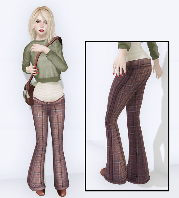 ricielli gg - aura new release mesh pants