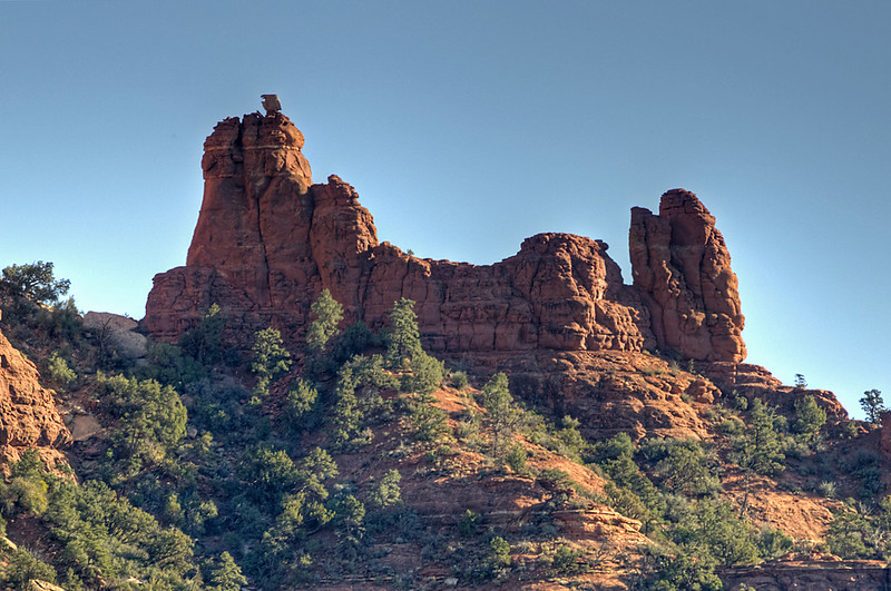 Sedona - Snoopy Rock